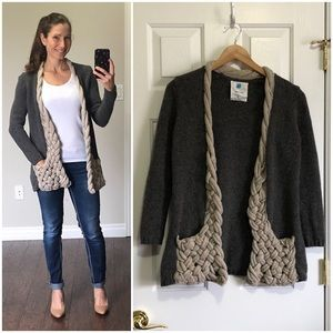 ⭐️Anthropologie Sparrow cardigan